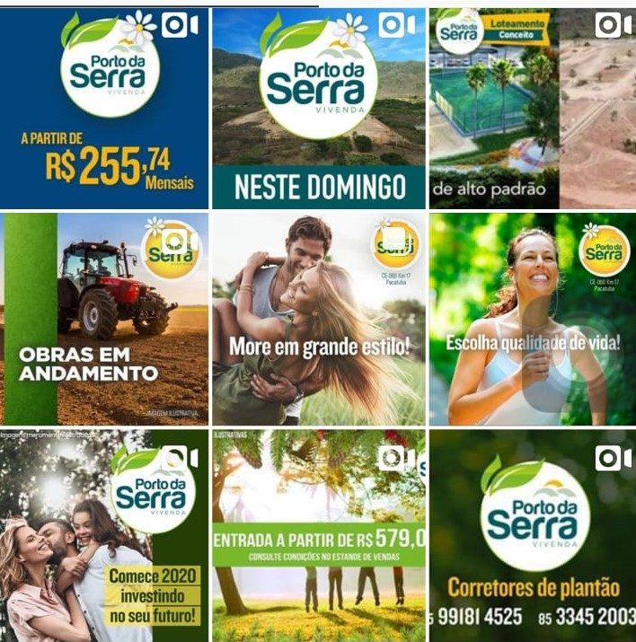 Porto da Serra - Geração de Leads