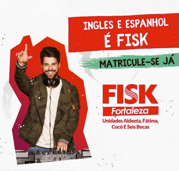 FISK Fortaleza - Gestão de Redes Sociais