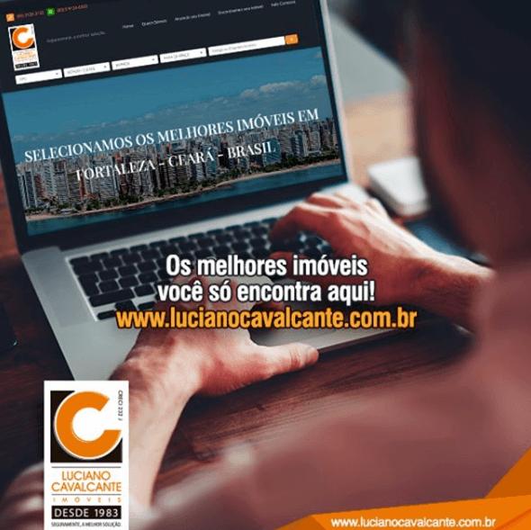 Imobiliária Luciano Cavalcante - Geração de Leads
